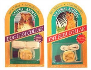 herbal flea collars
