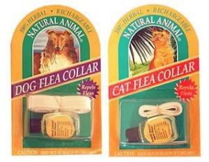 herbal flea collar