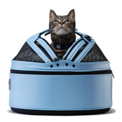 Sleepy Pod Cat Bed and Carrier